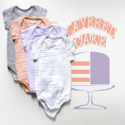 Super soft, light weight breathable baby clothes!