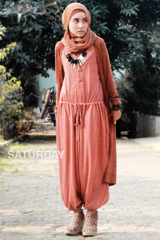 Style Inspiration Long Cardigan Jenahara Hijab Trade Fashion