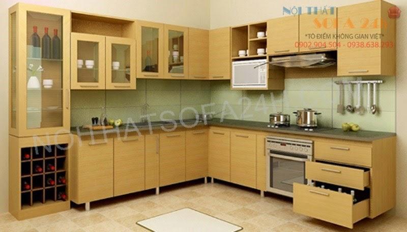 Tủ bếp TB072