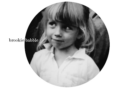 BROOKIE BABBLE