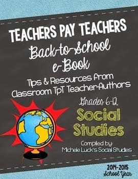 http://www.teacherspayteachers.com/Product/Social-Studies-Free-Back-to-School-eBook-for-Grades-6-12-1374458