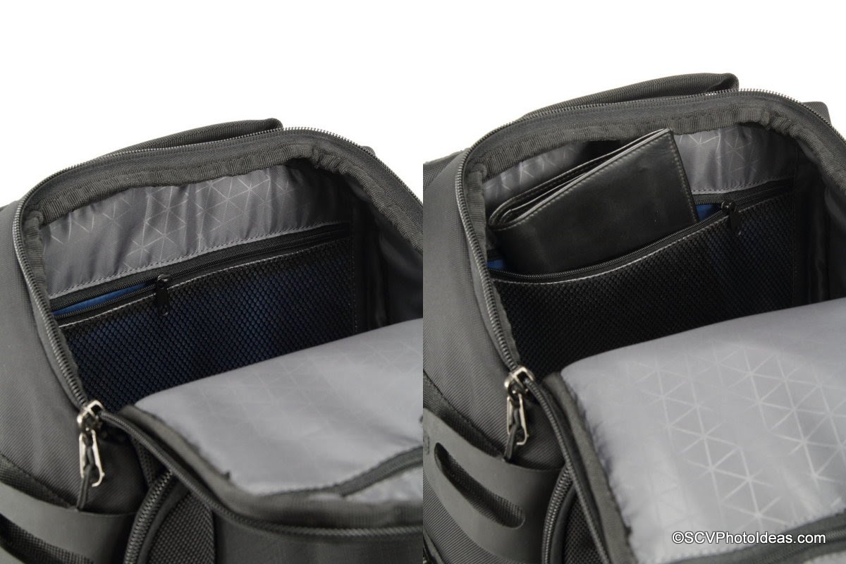Case Logic DSB-103 top compartment transparent insulated pocket