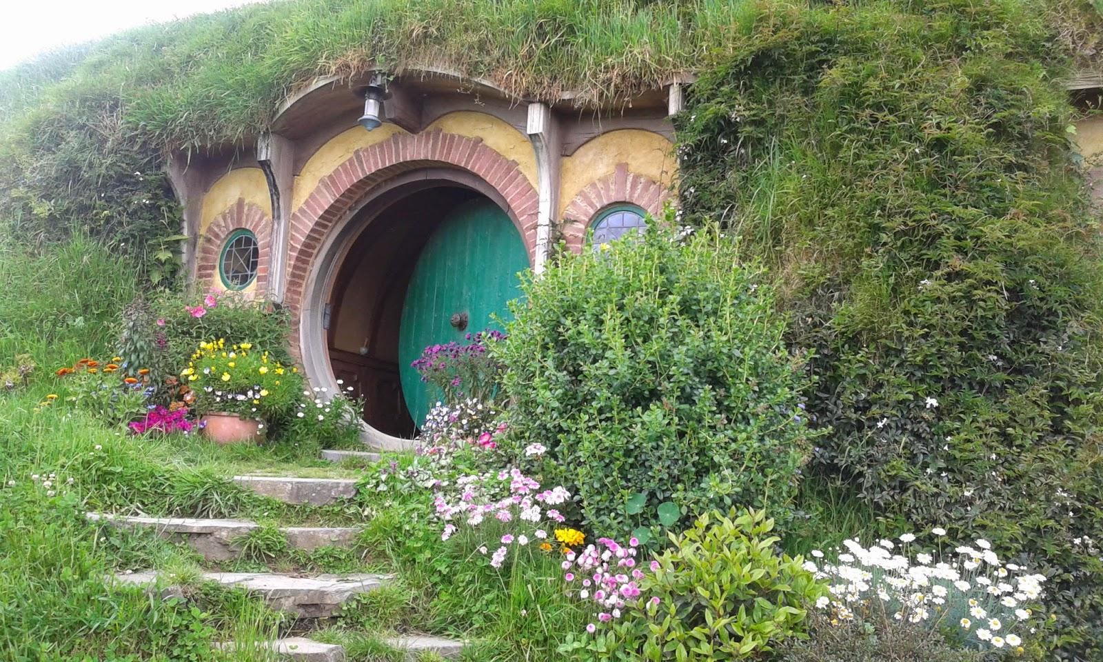 Canela canel n hobbiton huka falls y un paseo con olor - Tendedero de jardin ...