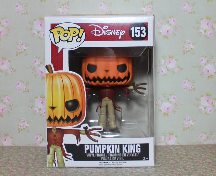 the pumpkin king funko pop