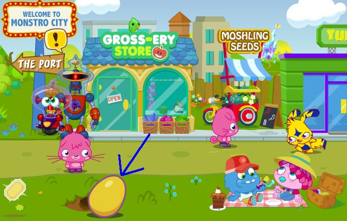 moshi monsters moshling zoo guide