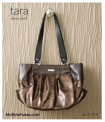 Miche Tara Demi Shell ~ November 2012 ~ Miche Cherish Winter Catalog