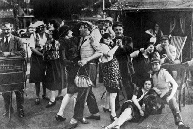 1924 stock market crash
