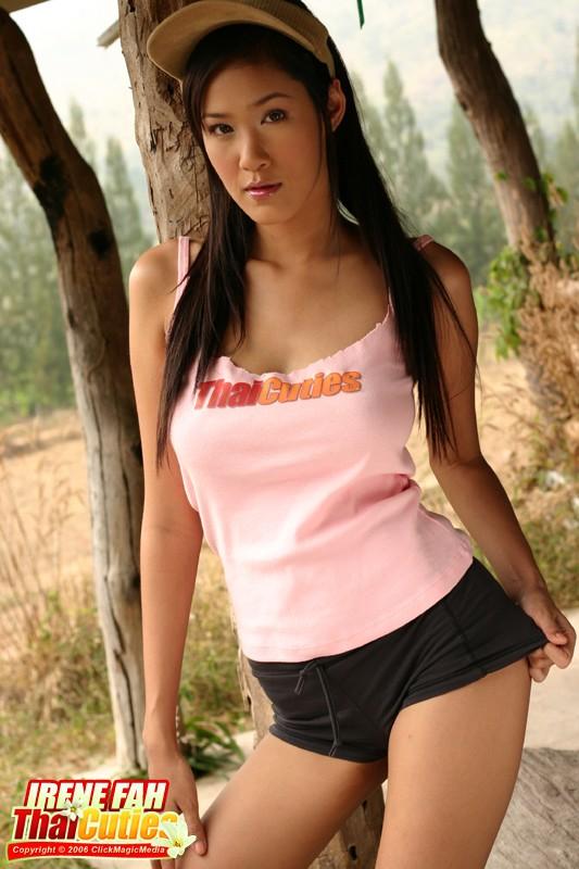 Foto Irene Fah Model Bugil Telanjang Bulat Thailand Pamer Toket Gede