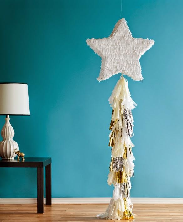 Makers + Shakers Meet Confetti Pop star pinata