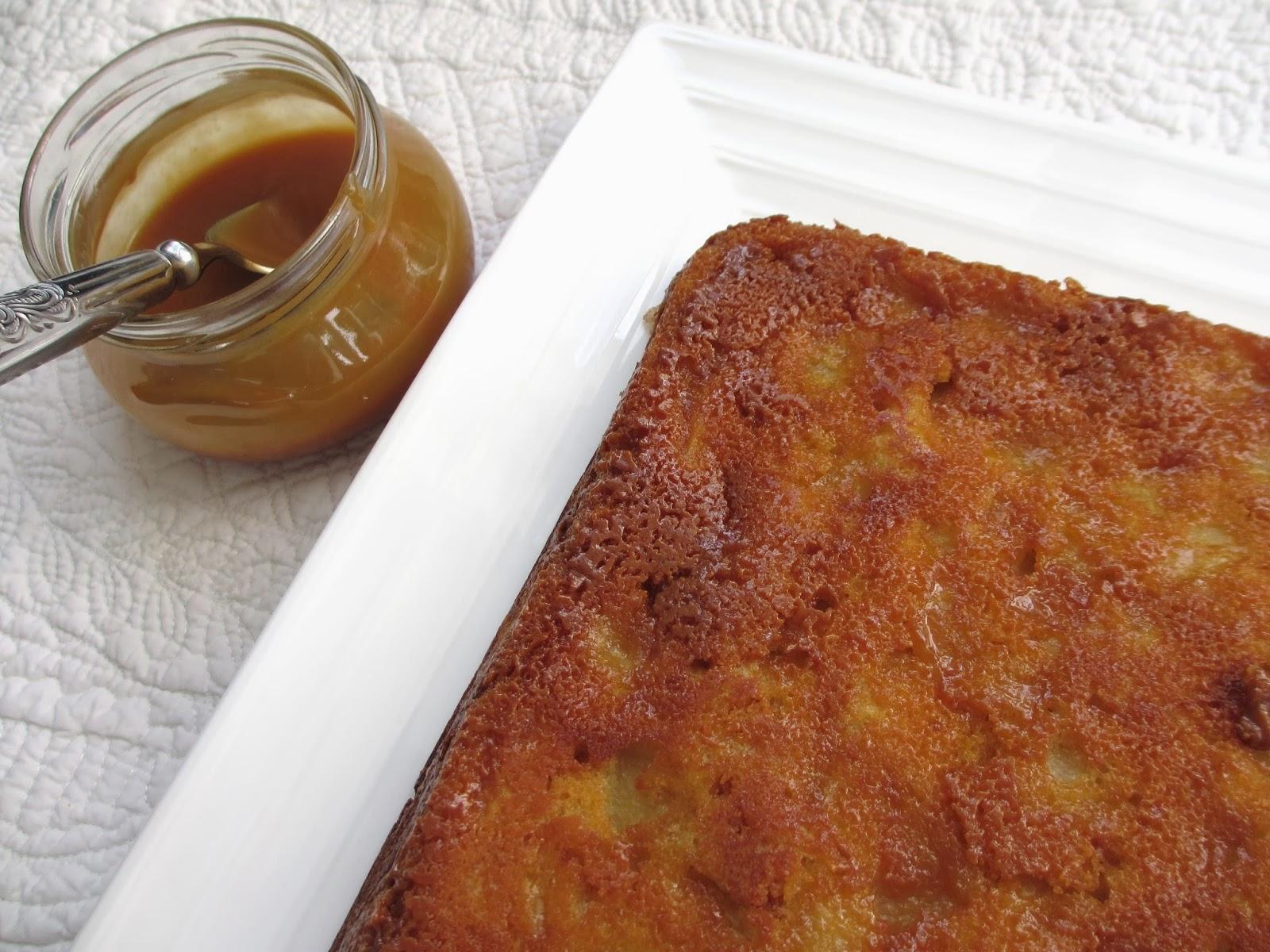 Cake Au Pommes Au Beurre Sal Ef Bf Bd