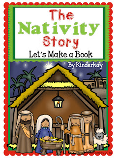 https://www.teacherspayteachers.com/Product/The-Nativity-Story-Lets-Make-a-Book-158677