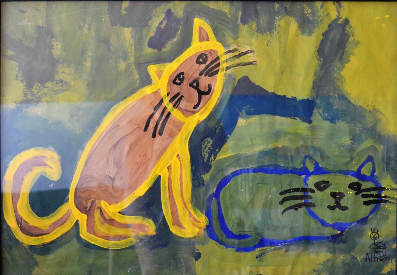 Los gatos de Lety