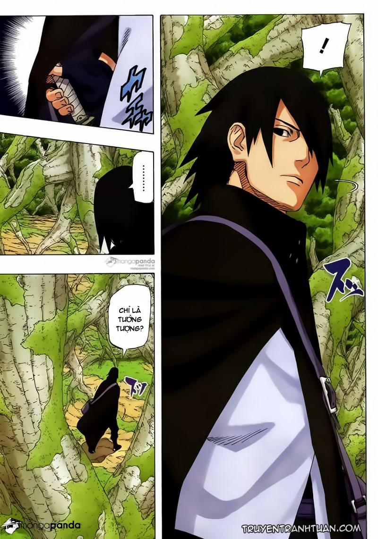 Naruto Chap 700 - Trang 19