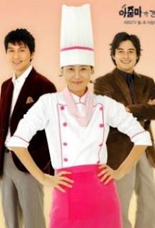 Cô Đầu Bếp Tinh Nghịch