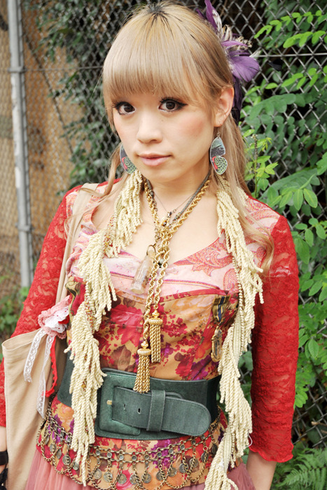 Straawcherry Harajuku Fashion Types Of Kei