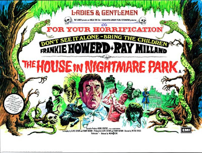 house in nightmare park film poster