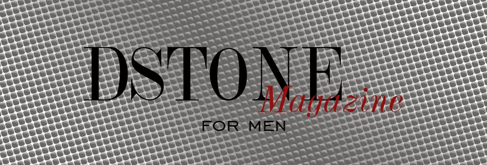 DSTONE Magazine for men