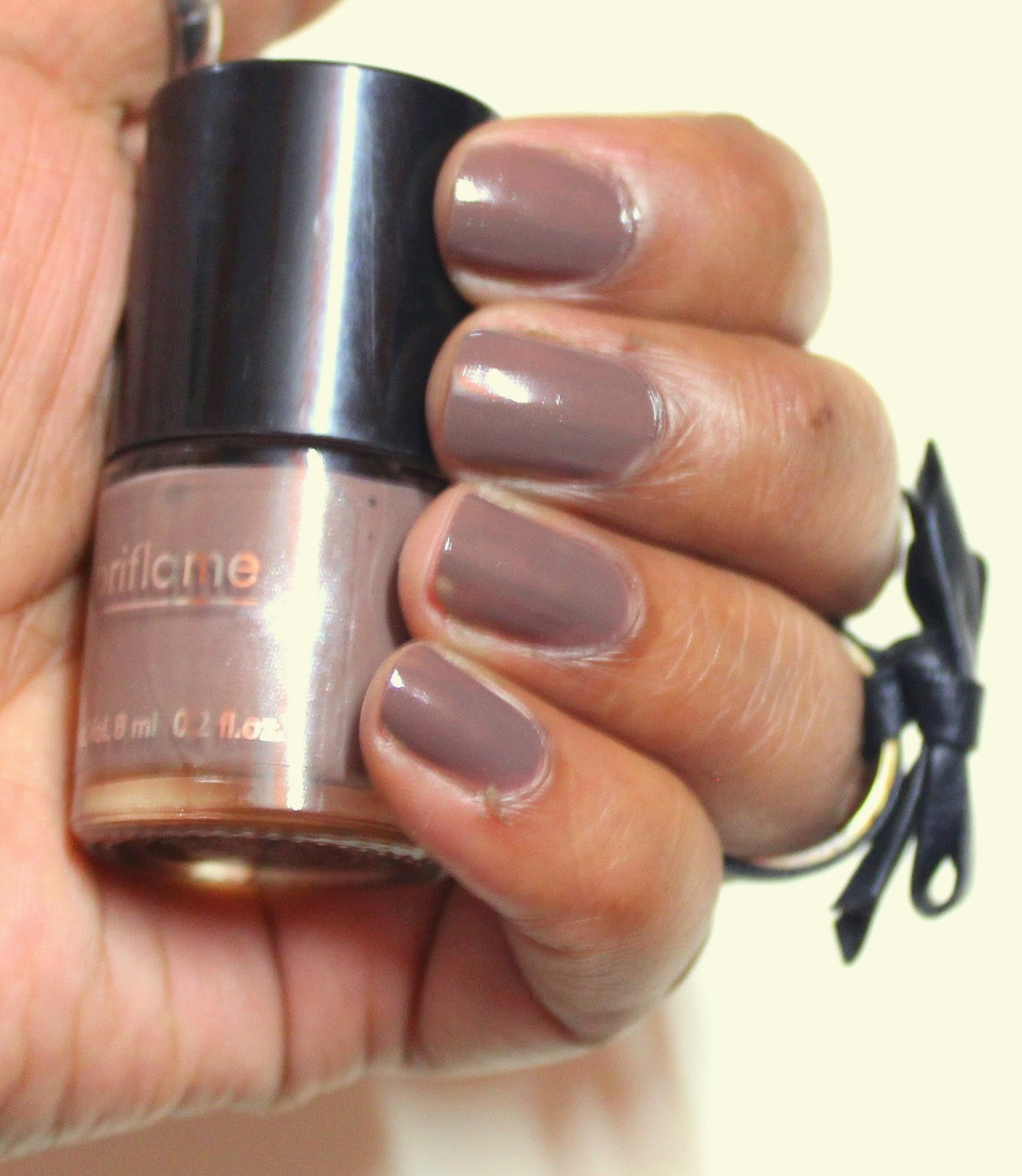 For The Love of Taupe Shades - Try Orfilame Pure Nail Polish Glossy ...