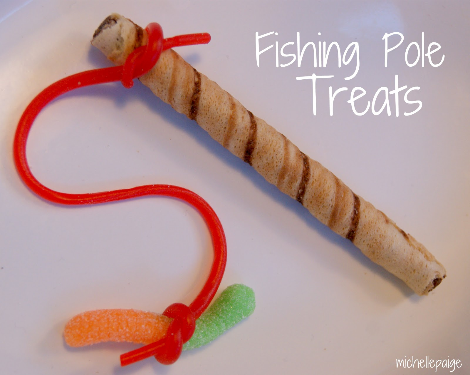 Michelle paige blogs father 39 s day fishing party for Target fishing pole