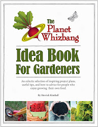 T-post trellis spans are just one of the ideas you'll find in this new book from Planet Whizbang