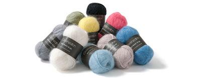 Cleckheaton Wool Mohair