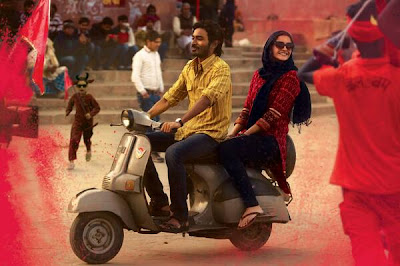 Raanjhanaa - Title Track Video ft. Dhanush & Sonam Kapoor
