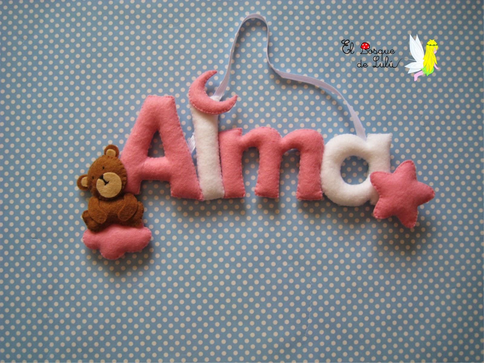 nombre-decorativo-fieltro-Alma-infantil-name-banner
