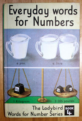 Ladybird Tuesday Everyday Words for Numbers