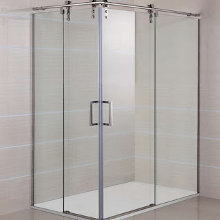Latest trend in shower enclosures
