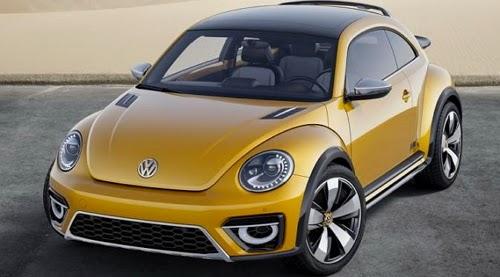 Ini Dia Dune-Buggy Ala Volkswagen