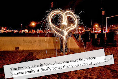 You are in Love Quotes