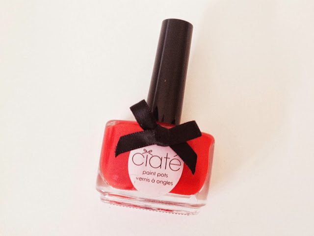 "Ciate nail polish, Ciate ""Mistress"" polish, Ciate nail polish review, beauty review, beauty blog"