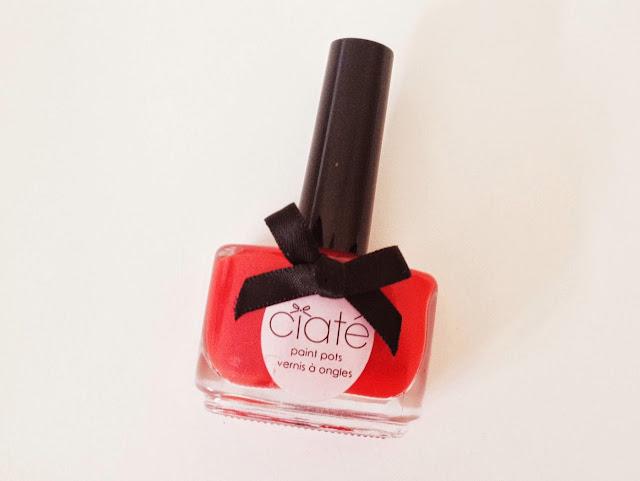 "Ciate nail polish, Ciate ""Mistress"" polish, Ciate nail polish review, beauty review, beauty blog"