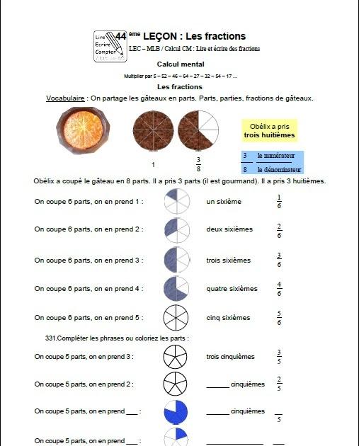 Cole r f rences manuel de maths cm1 cm2 en ligne par marc le bris - A portee de maths cm2 en ligne ...