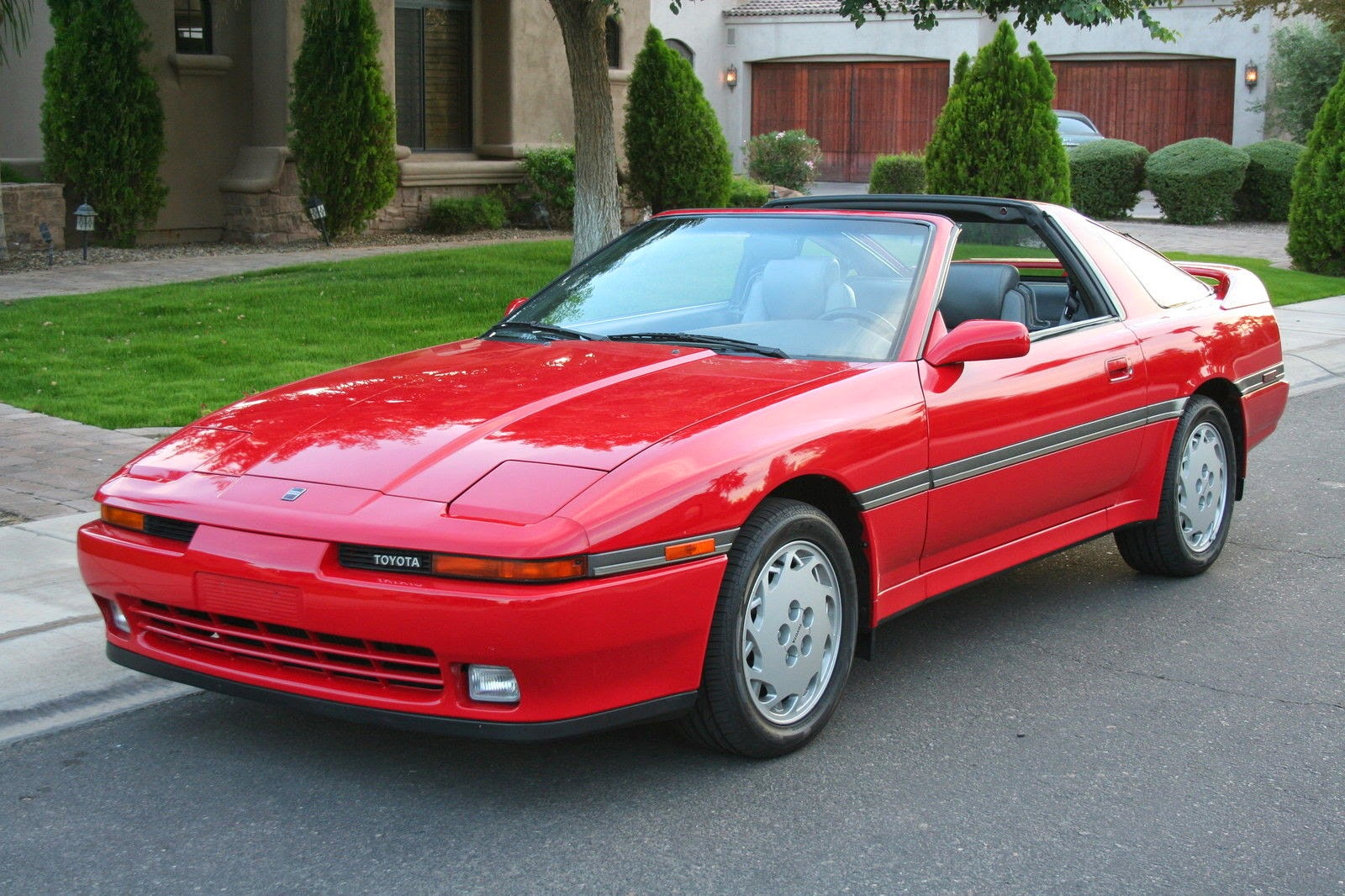 Daily Turismo: 10k: Affordable Performance: 1989 Toyota Supra Mk III ...