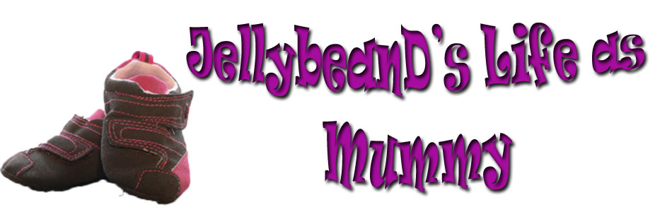 JellybeanD's Life as Mummy
