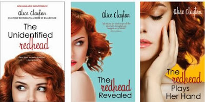 Alice Clayton Redhead series