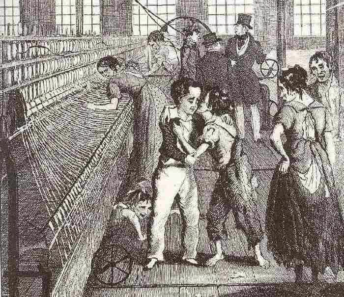 child labor in the 19th century Published: thu, 01 jun 2017 the industrial revolution, one of the mainly crucial periods of change in great britain, occurred because of the stable political, social, and economic, stance of the country, as well as brought lasting effects in britain in each of these areas.
