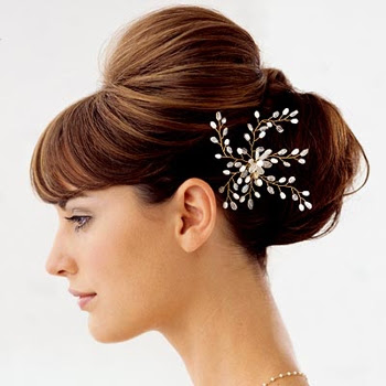 Wedding haircuts/hairstyles