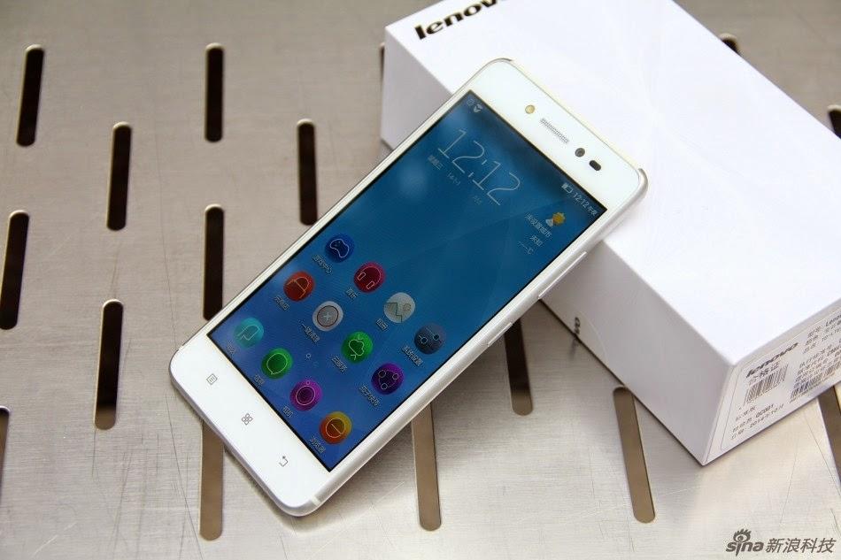 Lenovo Sisley S90, Spesifikasi Android Lenovo Terbaru Mirip iPhone