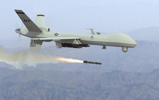 Turki Tembak Jatuh Drone Asing