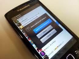 menghapus kontak BBM dengan mudah dan cepat pada ponsel android atau windows