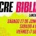 Massacre presenta Biblia-Ovni con tres fechas