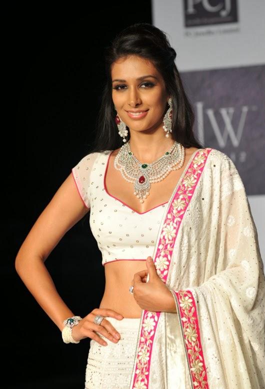Preeti Desai looks hot on ramp in bikini