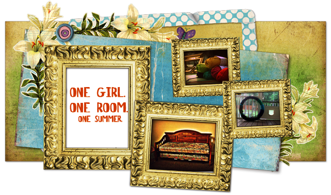one girl.one room. one summer.