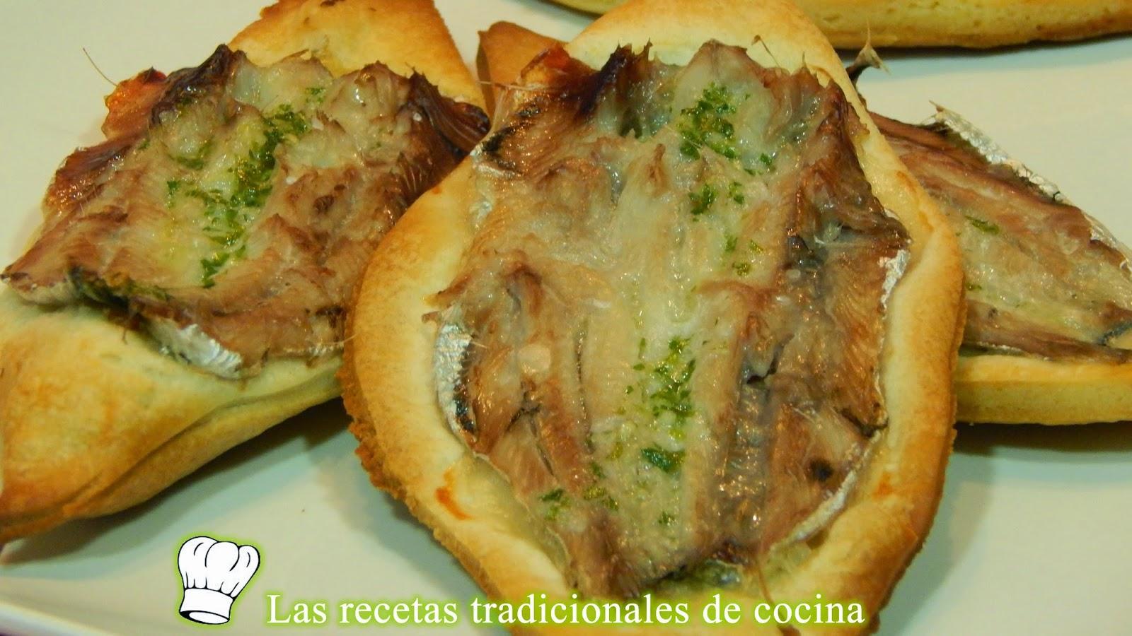 Tortitas de sardina