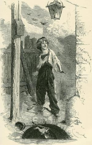 Gavroche from Les Misérables