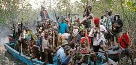 Boko Haram members.