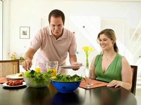 Chế độ dinh dưỡng cho phụ nữ sau sinh