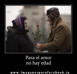 Para el amor no hay edad